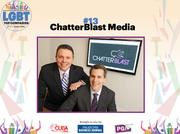 Evan Urbania's ChatterBlast Media is an online strategy and social media marketing company with a staff of eight.