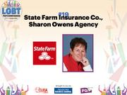 Sharon Owens' State Farm Group employs five.