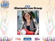 Giampolo Law Group is a boutique law firm led by Angela Giampolo with four employees.