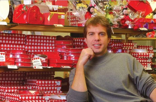 Steven Hegedus Jr. is the fourth-generation president of Abdallah Candies.