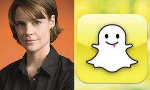 Emily White will become Snapchat's new COO.