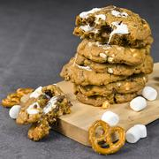 Cookies, Funky Chicken-style.