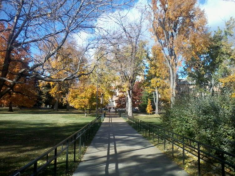 The campus of the University of Colorado Boulder. CU Boulder is ranked by Kiplinger's Personal Finance among the top 100 public universities for value.
