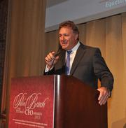 Honoree Mark Bellissimo of Equestrian Sport Productions.