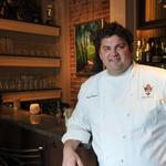 Chef <strong>English</strong> ready for Oxford debut