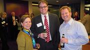 From left: Pam Taylor, Ed Burrell and Jeremy Brook, all of Stites & Harbison PLLC