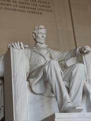 A DJS crew could take in excess of 150 scans from virtually every angle of the Lincoln Memorial in order to create a 3-D model of the monument.
