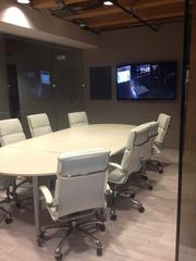 Gyro's conference room at 1500 Wynkoop St.