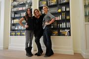Drybar's local and regional managers.