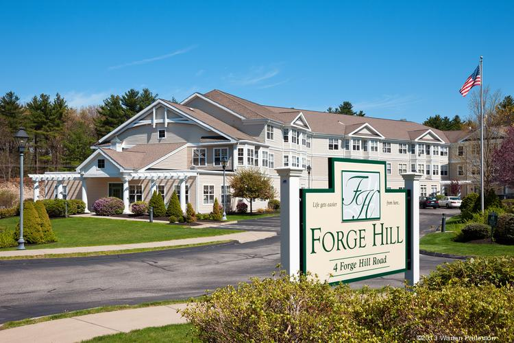 Forge Hil in Franklin was one of two senior properties that were sold to Health Care REIT.