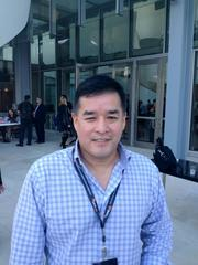 Jose Li, founder and CEO of Davie-based 71 Pounds