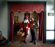 Dickens of a Christmas at the Historical Society Village