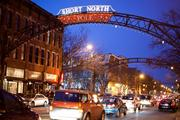 The Short North will be decorated for the monthly Gallery Hop on Saturday.
