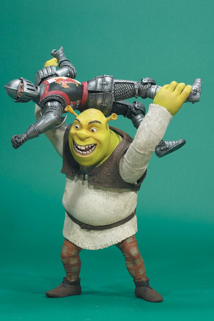 Merlin and DreamWorks will now welcome Shrek-theme attractions to Merlin's portfolio.