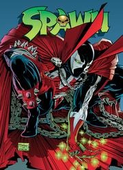 "Cover for an issue of ""Spawn."""