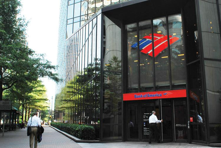 Bank of America appears to be nearing end of its cost-cutting program.
