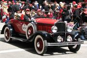 There were a variety of entries in the Findlay Market Opening Day Parade.