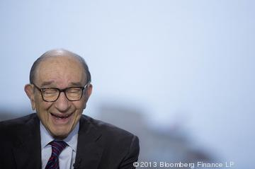 Greenspan disses bitcoin