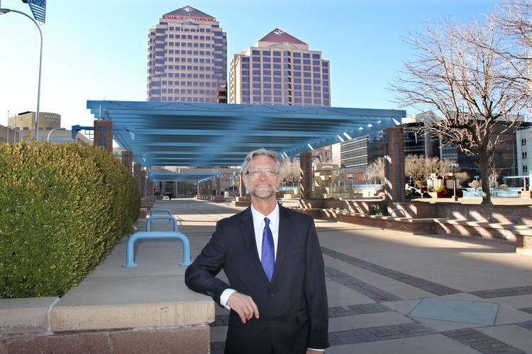 Gary Oppedahl, Albuquerque's new economic development director, has a very different background from the men who previously held the job. Oppedahl's focus has been entrepreneurship, which Mayor Richard Berry wants to emphasize.