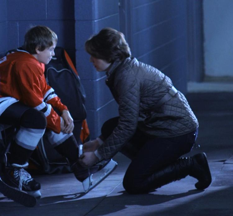 Carl Buddig & Co. has launched a new ad campaign from Jacobson/Rost featuring a young hockey player and his mom.