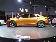 Toyota believes that the Furia concept can park a sleeker looking Corolla in American driveways by 2014.