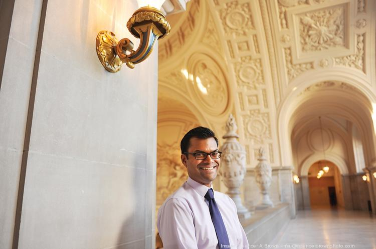 Jay Nath is San Francisco's chief innovation officer.
