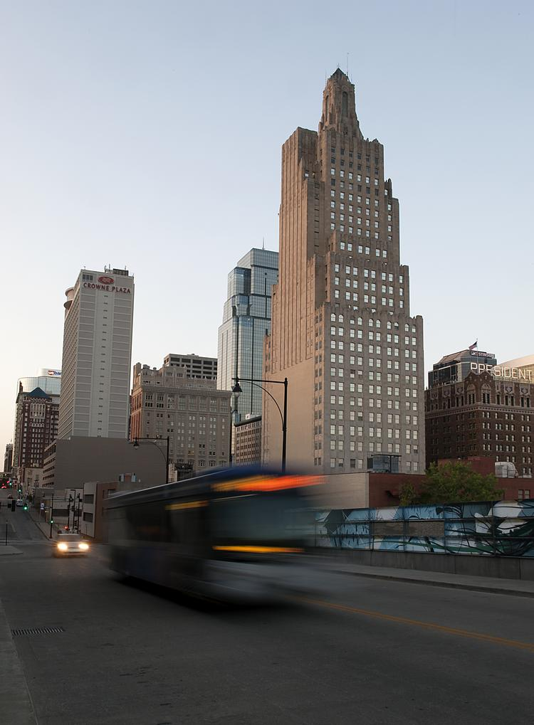 The iconic Power & Light Building might have a buyer again.