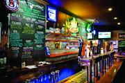 Burley and Shimp bought B.B. Dixon's and turned it into Groveland Tap.