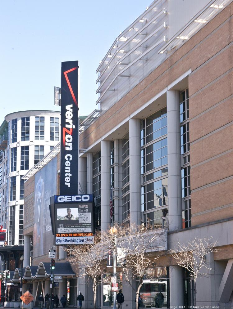 The Verizon Center will host the Big Ten Men's Basketball Tournament in 2017.