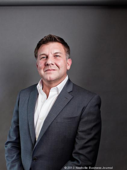 Michael Burcham is CEO of the Nashville Entrepreneur Center.