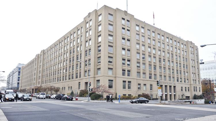 The DC Preservation League Has Nominated General Services Administrations Regional Office Building For Landmark Status