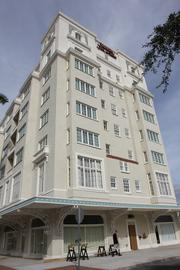 It is the closest hotel to Anna Maria Island to fly a nationally branded flag.