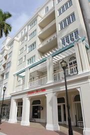 The hotel debuted Nov. 19 following a $21 million renovation.
