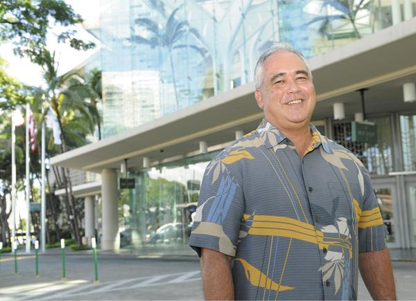 Mike McCartney is president and CEO of the Hawaii Tourism Authority, the agency overseeing the state's No. 1 industry.