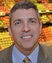 Phil Lombardo, Lund Food Holdings' new chief marketing and merchandising officer.