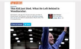 Back 9 links: Upworthy says its headlines aren't the point