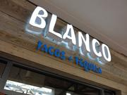 The new Blanco Tacos + Tequila at the Biltmore Fashion Park in Phoenix.
