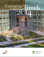 Five real estate takeaways for 2014 from ULI/PwC Emerging Trends forum