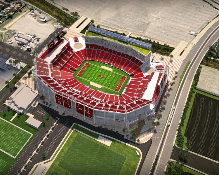 Parking is becoming a major area of focus in the seven months remaining until the anticipated opening of the San Francisco 49ers' new $1.3 billion Levi's Stadium in Santa Clara.
