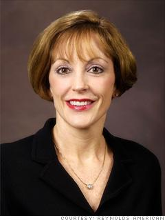 The board of directors for Winston-Salem-based Reynolds American has elected Susan M.  Cameron as president and CEO. She will replace the company's current CEO Daniel Delen, who has chosen to retire and resign.