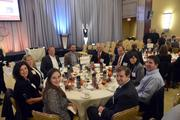 "Attendees at the ClitonLarsonAllen table. CliftonLarsonAllen verified all financial data used for the Fast 50 rankings.To obtain digital files or prints for your own use, send an email to nancy@nancypiercephoto.com with ""Fast 50"" in the subject line."
