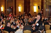 "Attendees celebrate at the fifth annual Fast 50 awards program.To obtain digital files or prints for your own use, send an email to nancy@nancypiercephoto.com with ""Fast 50"" in the subject line."