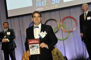 "David Campbell of Boxman Studios, the No. 1-ranked fastest-growing company, at the Fast 50 awards.To obtain digital files or prints for your own use, send an email to nancy@nancypiercephoto.com with ""Fast 50"" in the subject line."