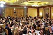 "Four hundred attendees gathered at The Ritz-Carlton, Charlotte for the fifth annual Fast 50 event.To obtain digital files or prints for your own use, send an email to nancy@nancypiercephoto.com with ""Fast 50"" in the subject line."