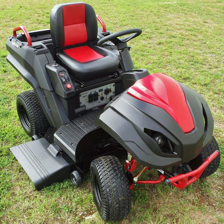 Government Recalls Hybrid Lawnmower Made In Lincoln County