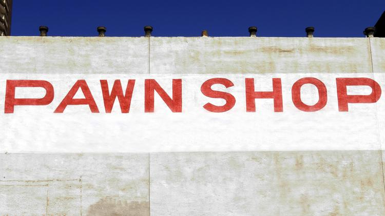 First Cash Financial Services, the Arlington-based operator of pawn shops, said its full-year profit rose in 2013.