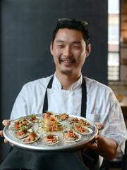 Blue Plate hired Breck Lawrence to be executive chef at The Freehouse.