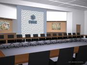 Here's a look at Cubic Corp.'s conference room.