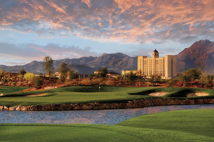 Albuquerque's Notah Begay III will open his second golf signature course Dec. 12 at Sewailo Golf Club, an amenity of the Casino Del Sol Resort southwest of Tucson.