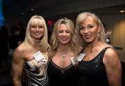 From left to right: Sonya Wagner, Shawn Britt with Realty World and list-maker Linda Craft of Linda Craft & Team Realtors